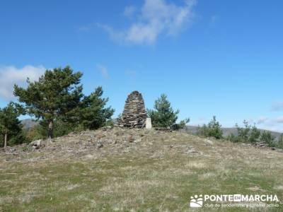 senderismo de montaña, Parque Natural del Hayedo de Tejera Negra; paseos por la sierra de madrid